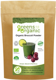 Greens Organic - Organic Broccoli Powder 200gm